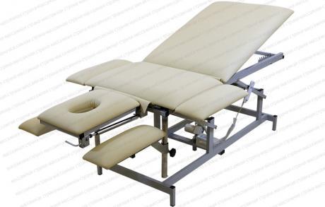 Массажный стол Профи 5 с электроприводом