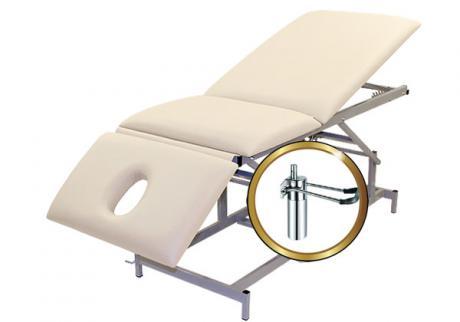 Массажный стол Профи 1 люкс с гидроприводом